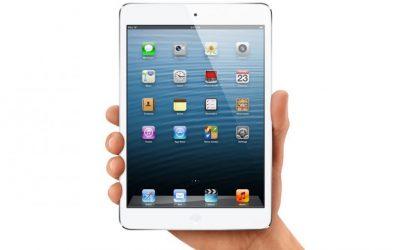 iPad mini gepresenteerd en veel nieuwe producten