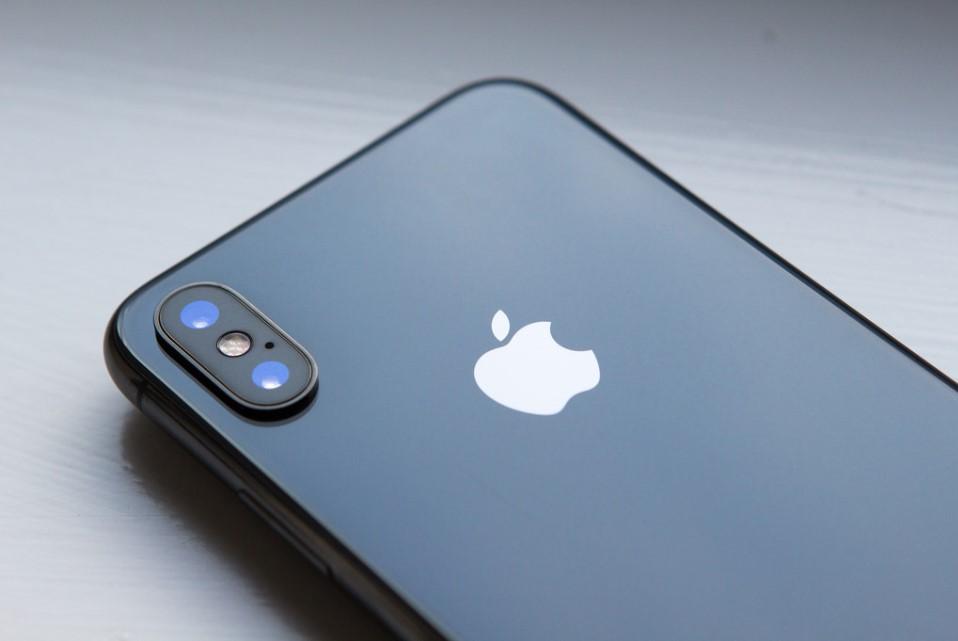 iPhone X in de aanbieding
